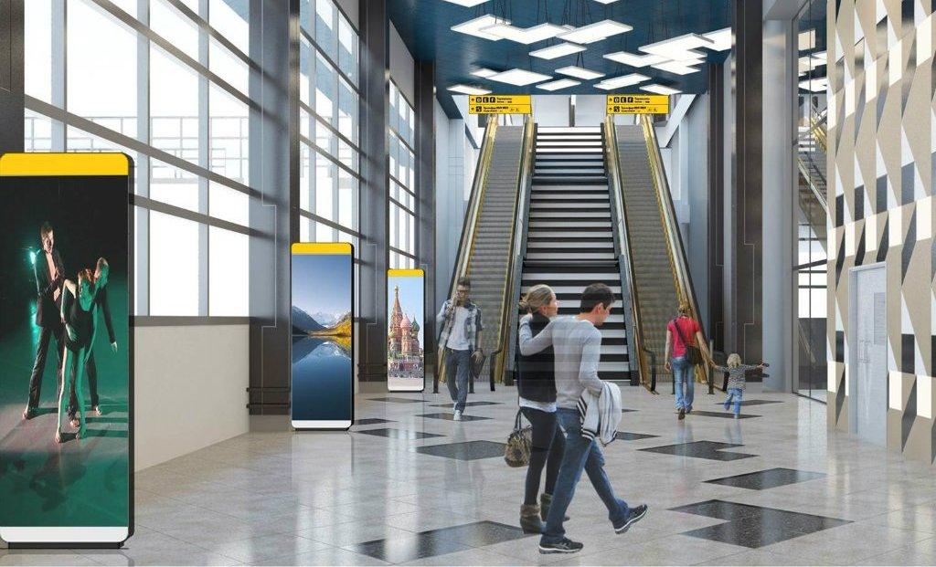 Domaće arhitekte potpisuju enterijer novog terminala aerodroma u Moskvi