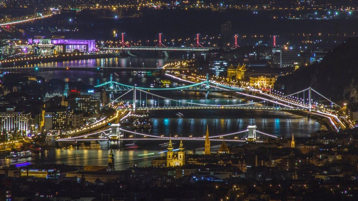Budimpešta dobija novi most preko Dunava