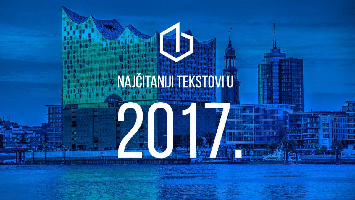 Najčitaniji članci na portalu Gradnja.rs u 2017. godini