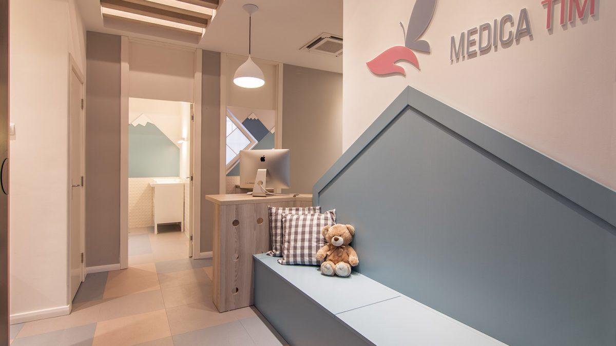 Pedijatrijska ordinacija u Beogradu iz koje deca ne žele da idu kući