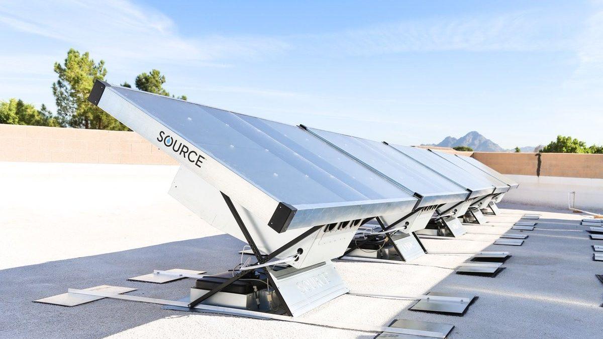 Solarni hidropanel dnevno pravi 10 litara pijaće vode iz atmosfere