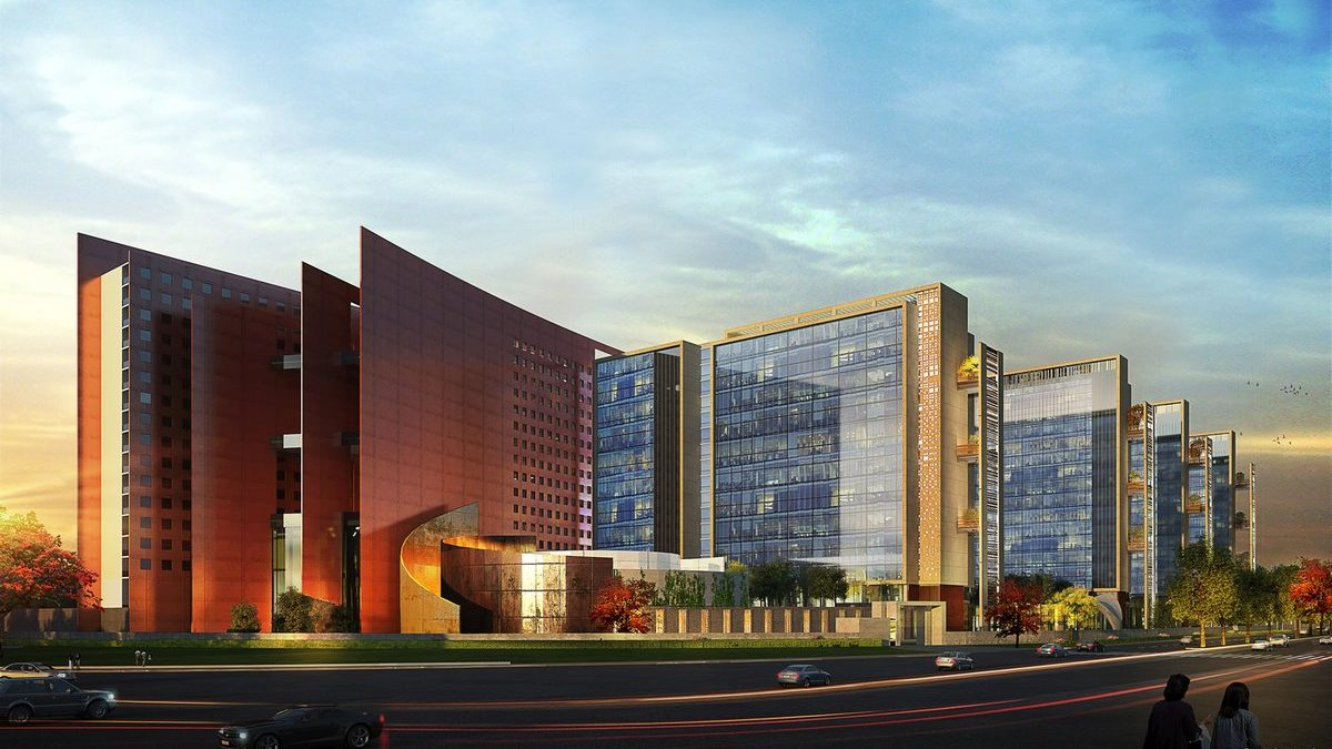 Ovako će izgledati druga najveća poslovna zgrada na svetu
