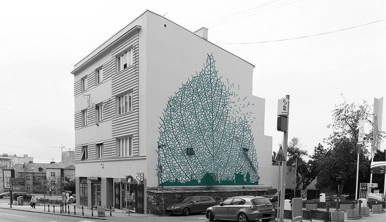 Pobedničko rešenje novog murala u Beogradu