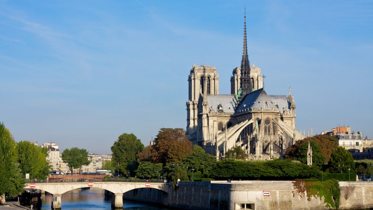 Gotske katedrale kao preteča skeletnog sistema gradnje