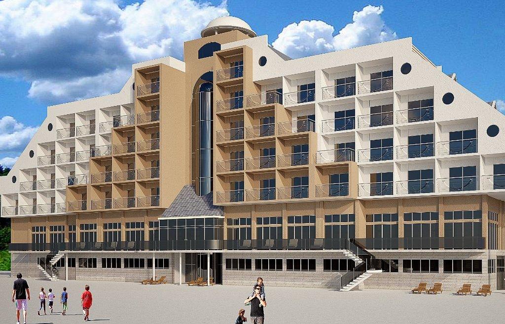 Planinka gradi hotel s četiri zvezdice u Lukovskoj banji