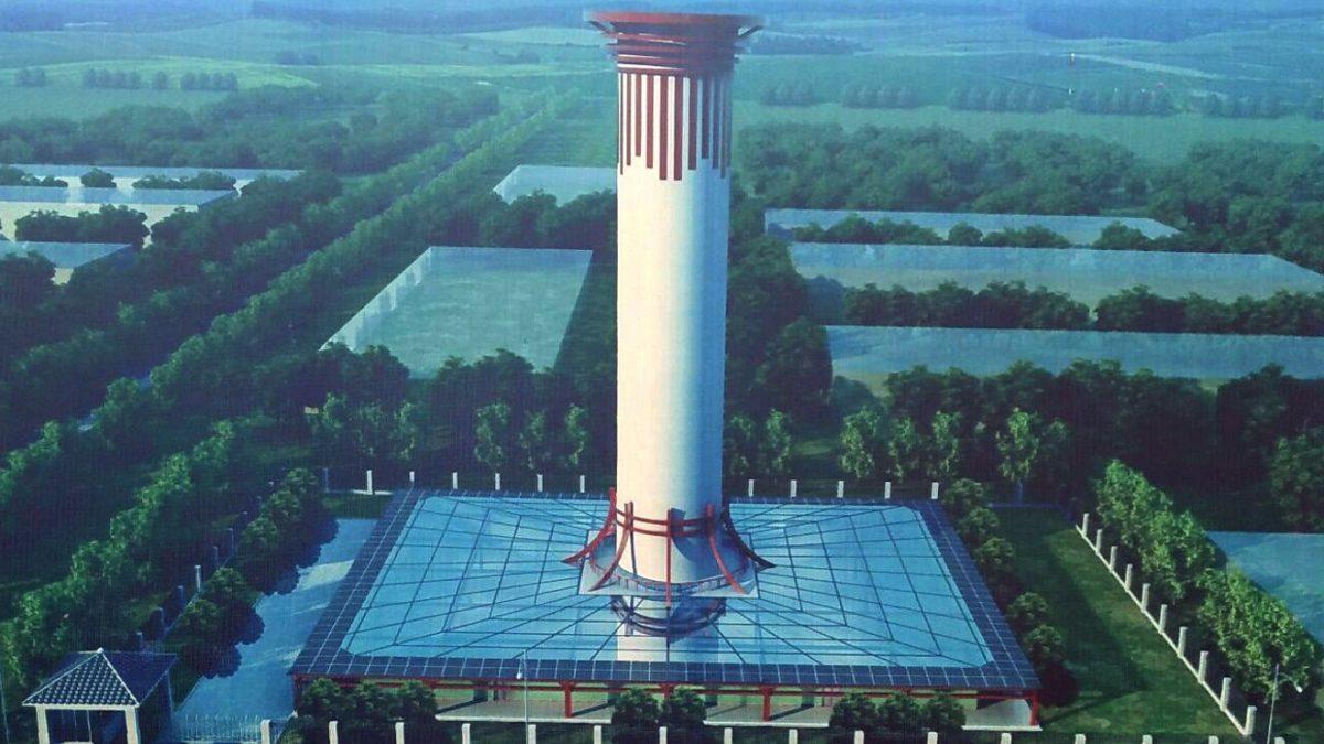 Najveći prečišćivač vazduha na svetu podignut u Kini
