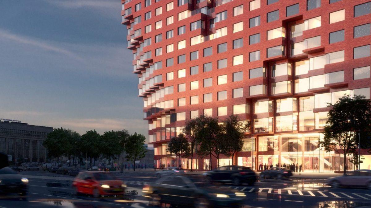 MVRDV projektovao novi blok u Moskvi inspirisan ruskim konstruktivizmom
