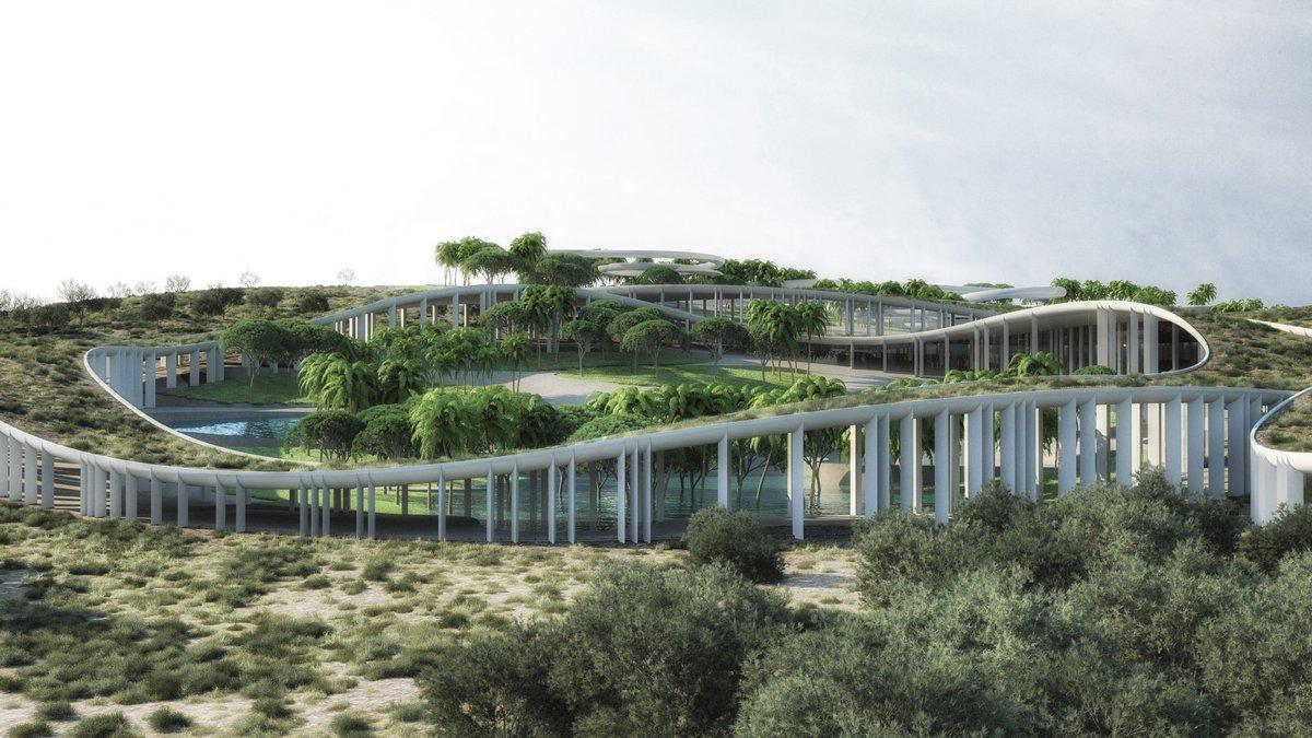 Slovenačka Enota projektovala novi spa centar u Turskoj