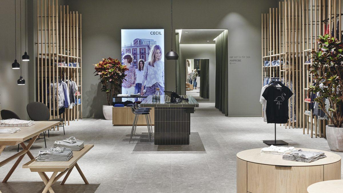 Dizajn modne prodavnice inspirisan iskustvima kupaca