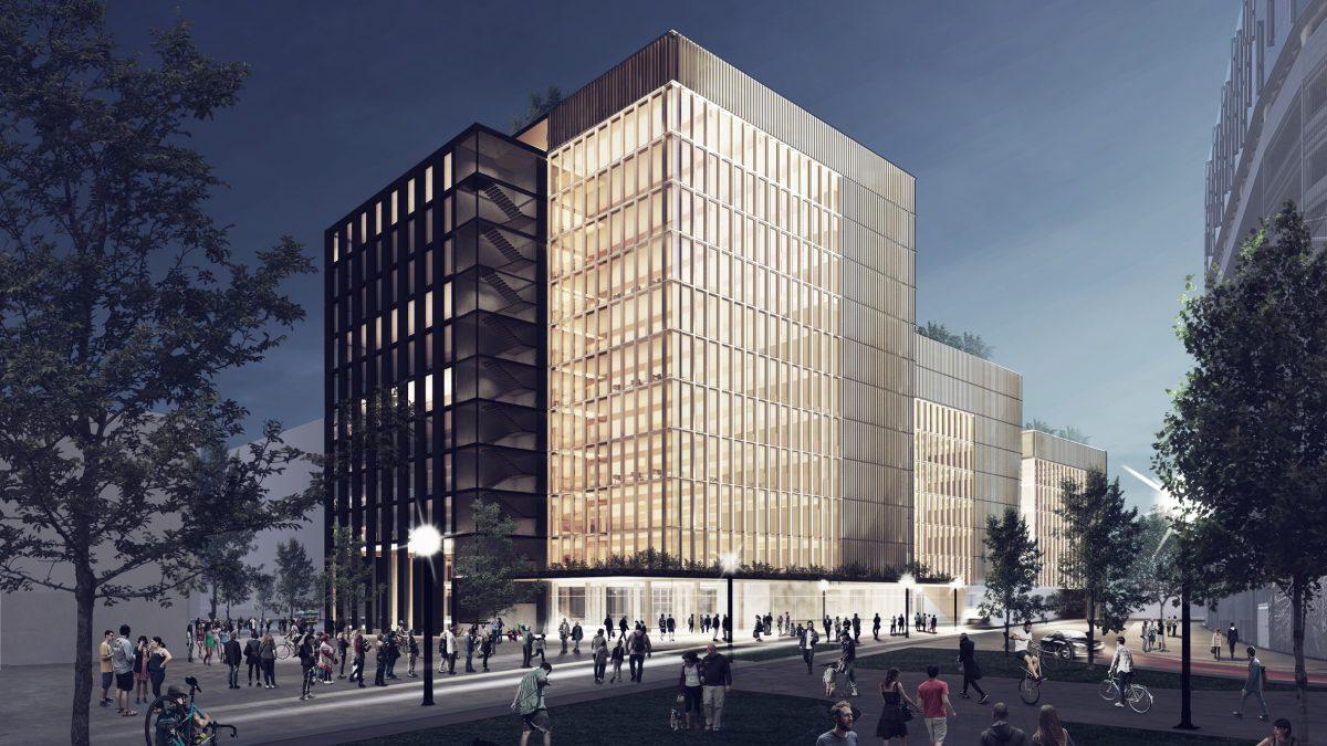 Ovako će izgledati najveća drvena zgrada u SAD