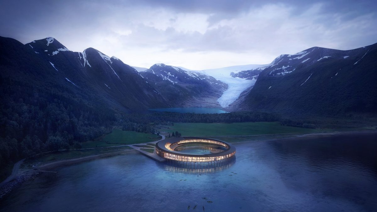 Hotel koji proizvodi dovoljno energije potrebne i za njegovo rušenje
