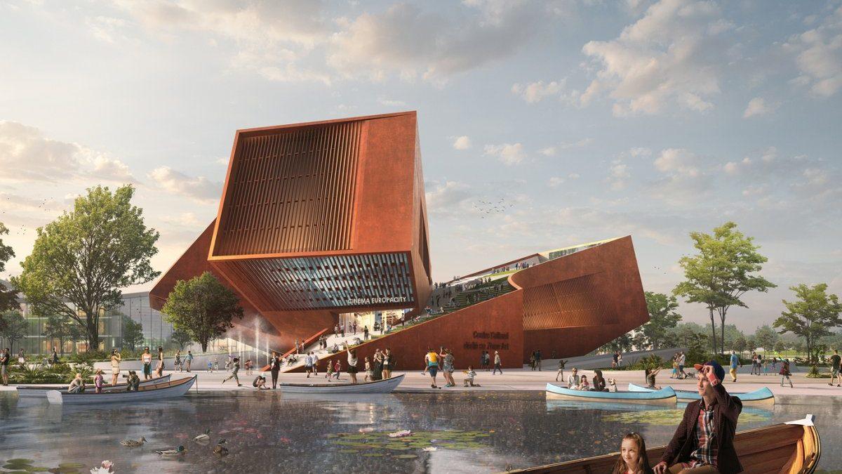 UNStudio osvojio najveći privatni arhitektonski konkurs u Francuskoj