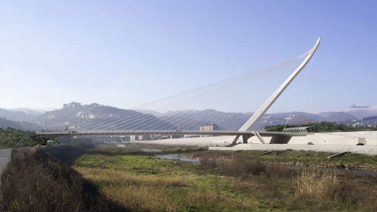 U Italiji otvoren novi most Santjaga Kalatrave