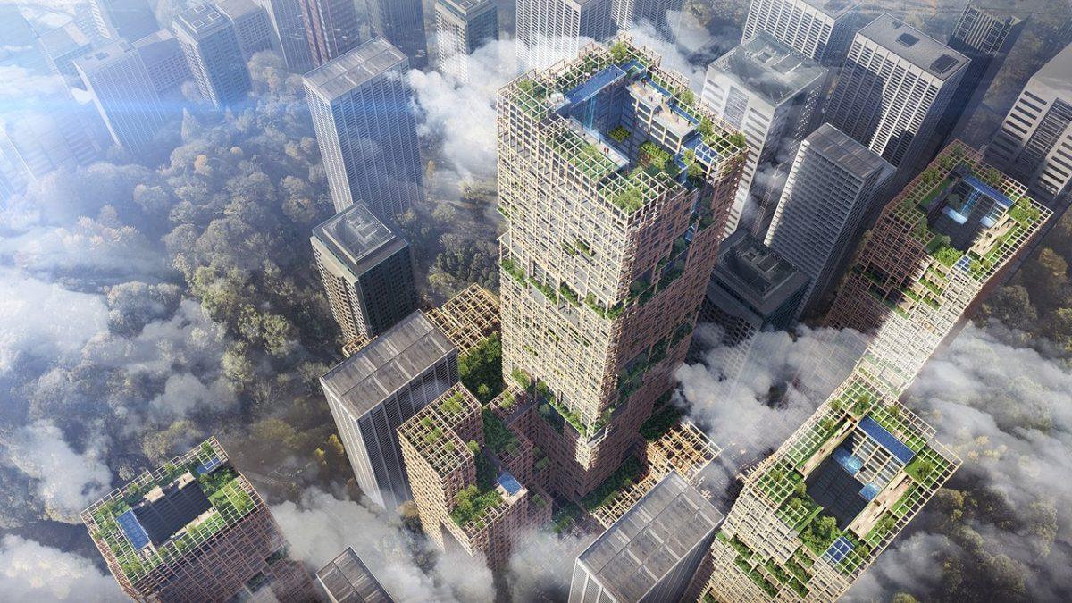 U Tokiju niče drvena kula visine 350 metara