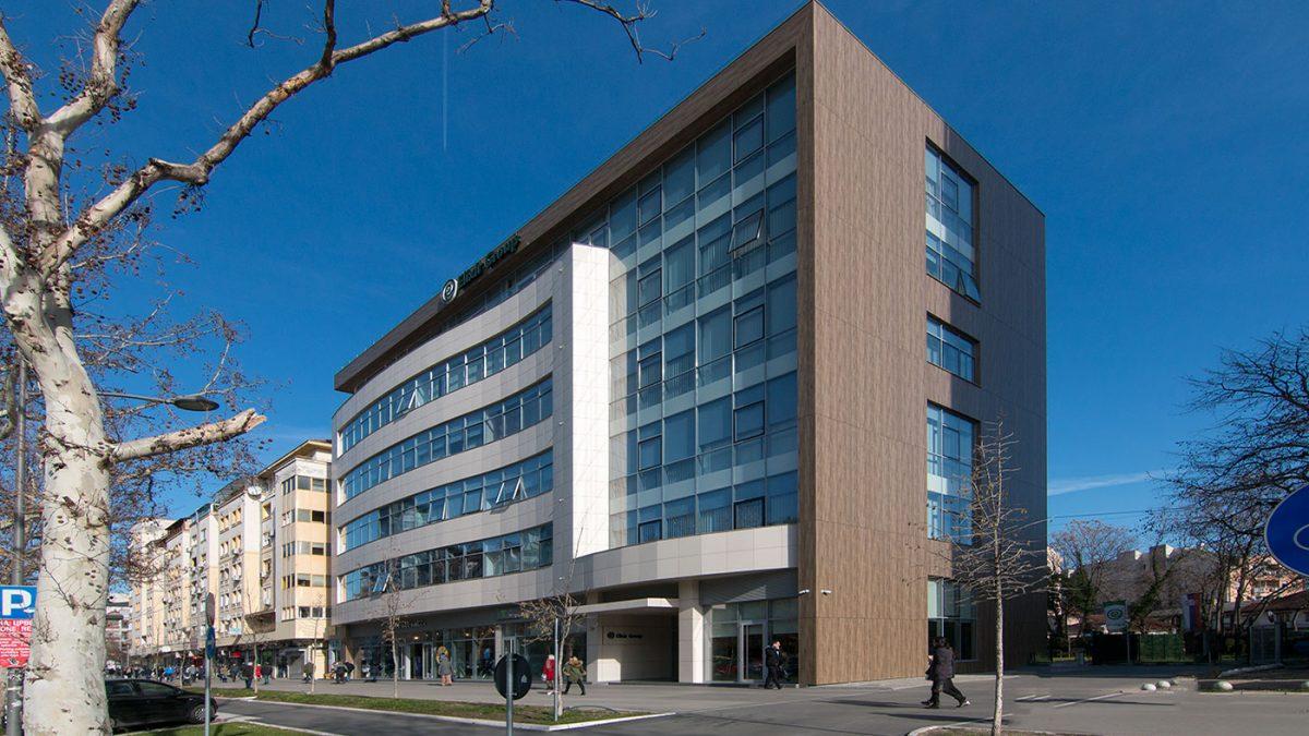 Kompakt ploče koje fasadama daju prirodni izgled