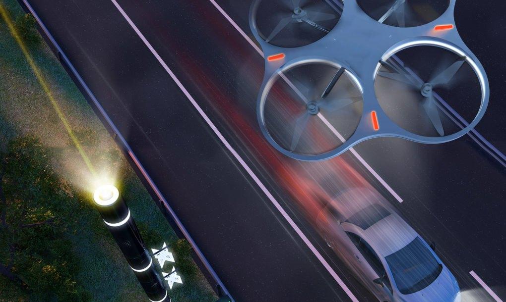 Italijanskim auto-putevima dežuraće dronovi koji će pružati prvu pomoć