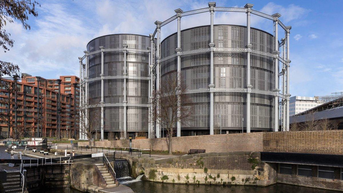 Rezervoari za gorivo pretvoreni u luksuzne stanove