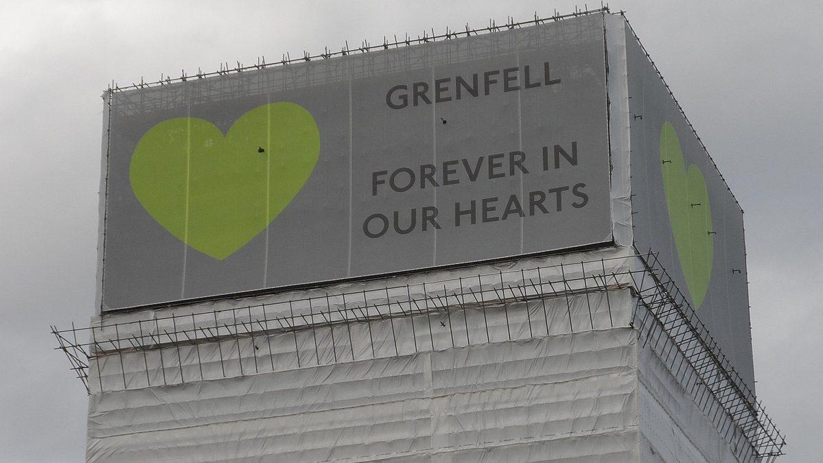 Preživeli odlučuju o budućnosti lokacije izgorele londonske kule