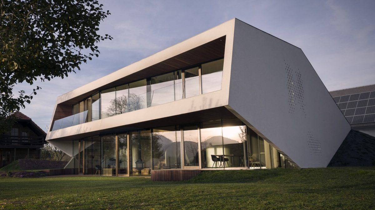 Kuća NB u Sloveniji / Miha Čebulj Arhitektura