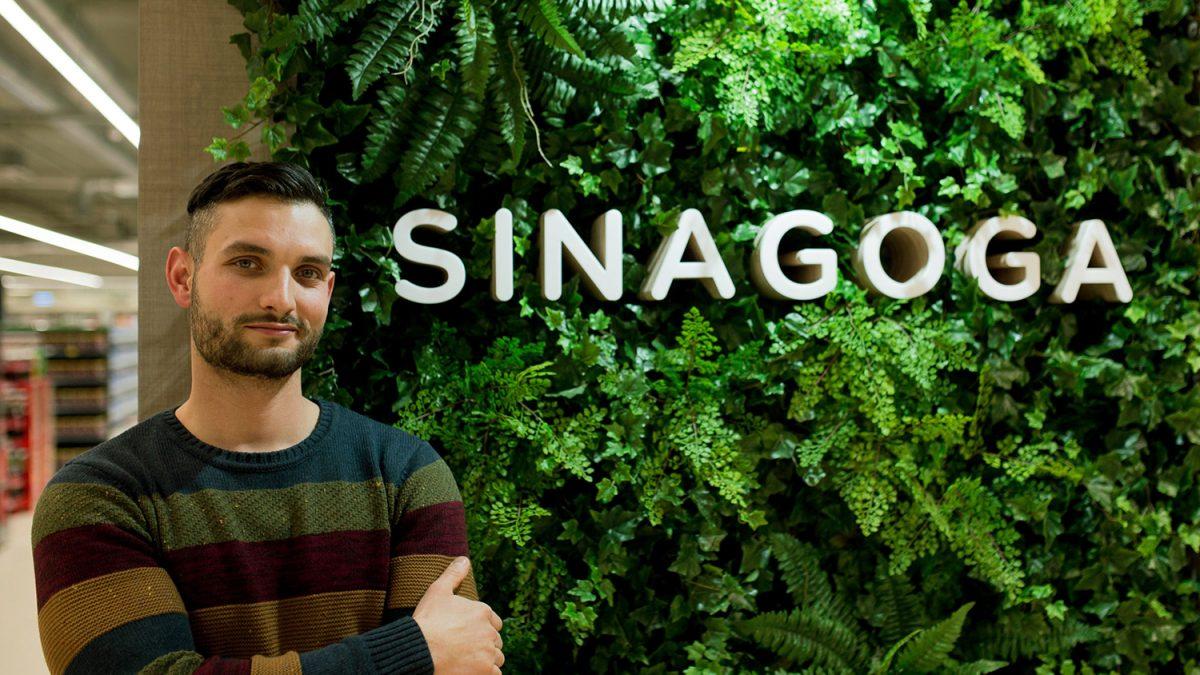 Renato Lakatoš pravi zelene instalacije u enterijerima koje želite da dodirnete