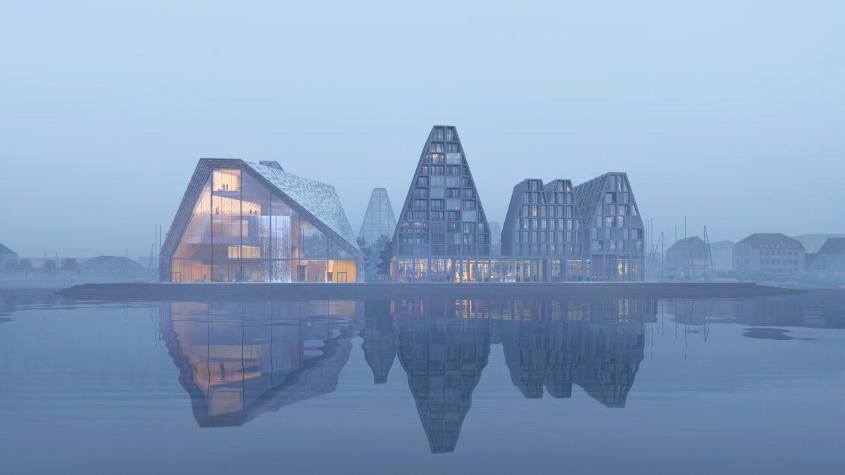 Vodeni centar koji će promeniti izgled luke Kopenhagena