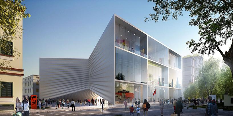 Renomirani BIG projektuje Narodno pozorište u Tirani