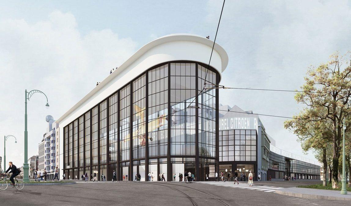 Umesto fabrike Citroën niče briselski Centar Pompidu