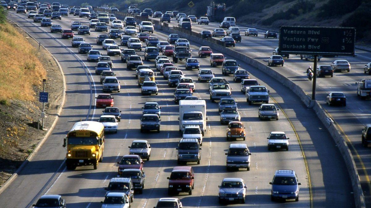 Istraživanje: Servisi poput Ubera povećavaju saobraćajne gužve