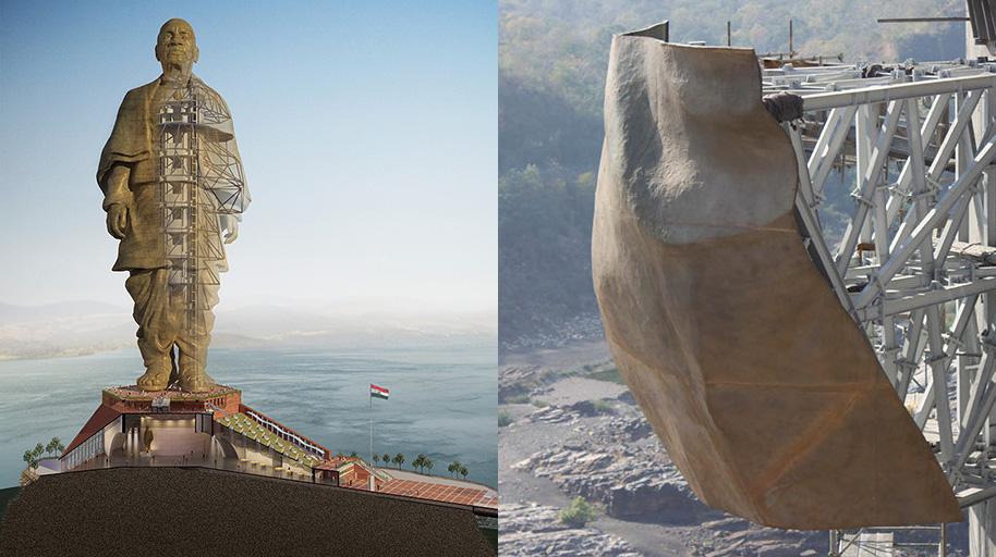 U Indiji se gradi najviša statua na svetu