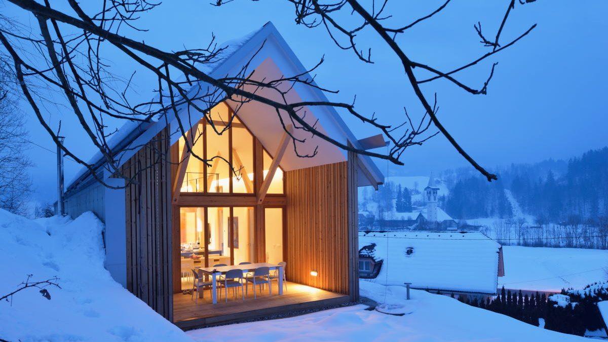 Kuća u Poljanama kod Škofje Loke / 3biro arhitekti