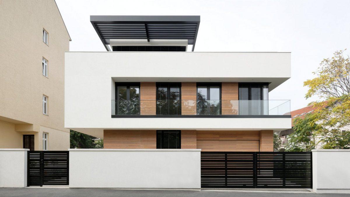 Kuća u Zemunu / arhitekta Ivan Đukić
