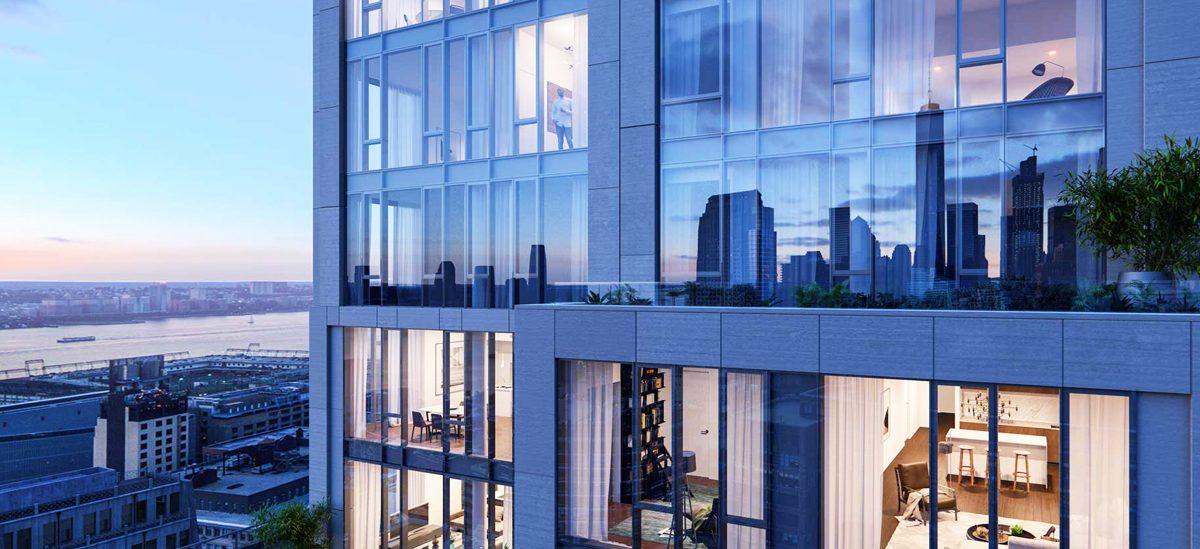 Fasada ovog objekta čisti okolni vazduh kao i 500 stabala drveća
