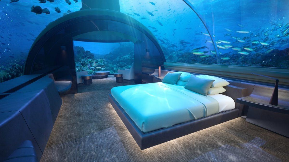 Ova podvodna vila biće izgrađena na dnu okeana