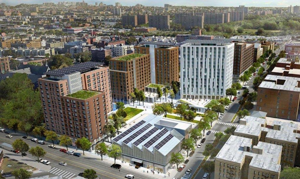 "Umesto ""Sivog doma"" niče zeleni stambeni kompleks"