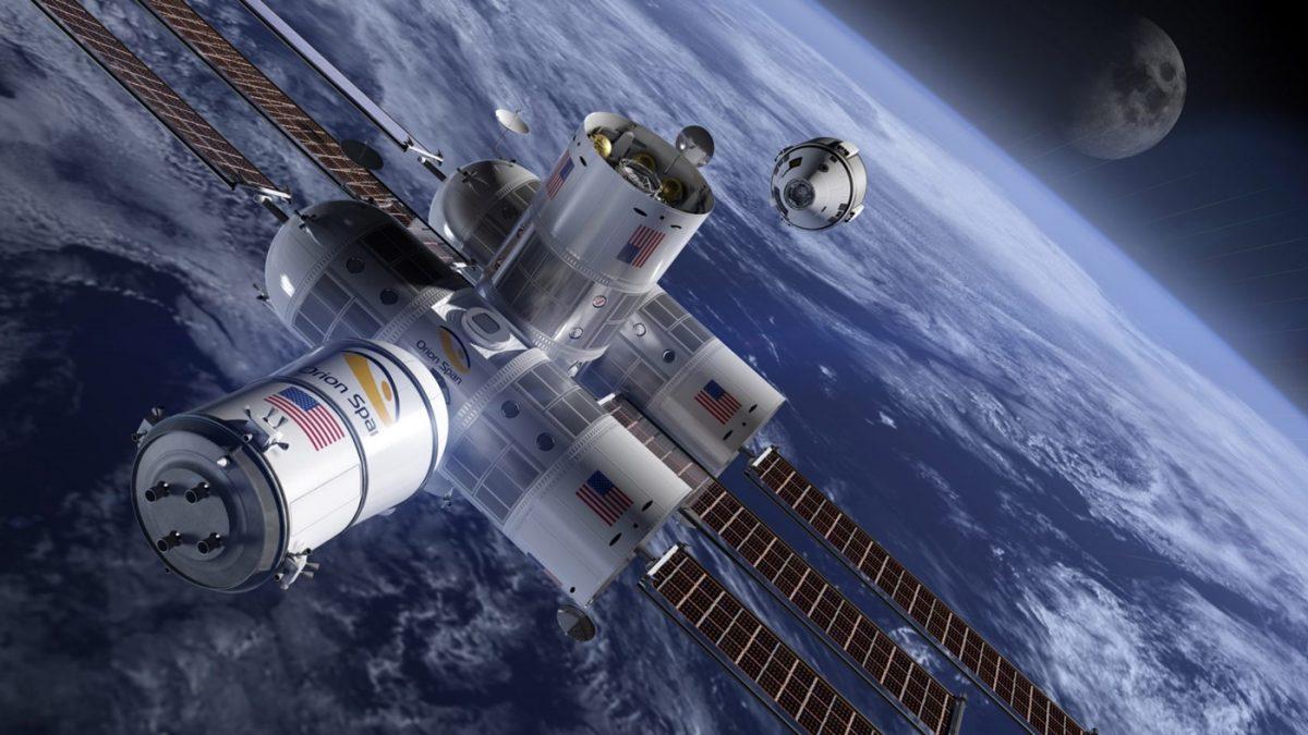 Pogledajte kako će izgledati prvi luksuzni hotel u svemiru