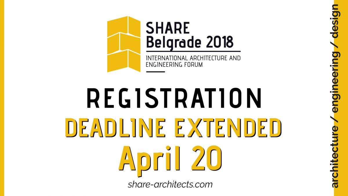 Poslednja prilika za registraciju za SHARE Beograd 2018.