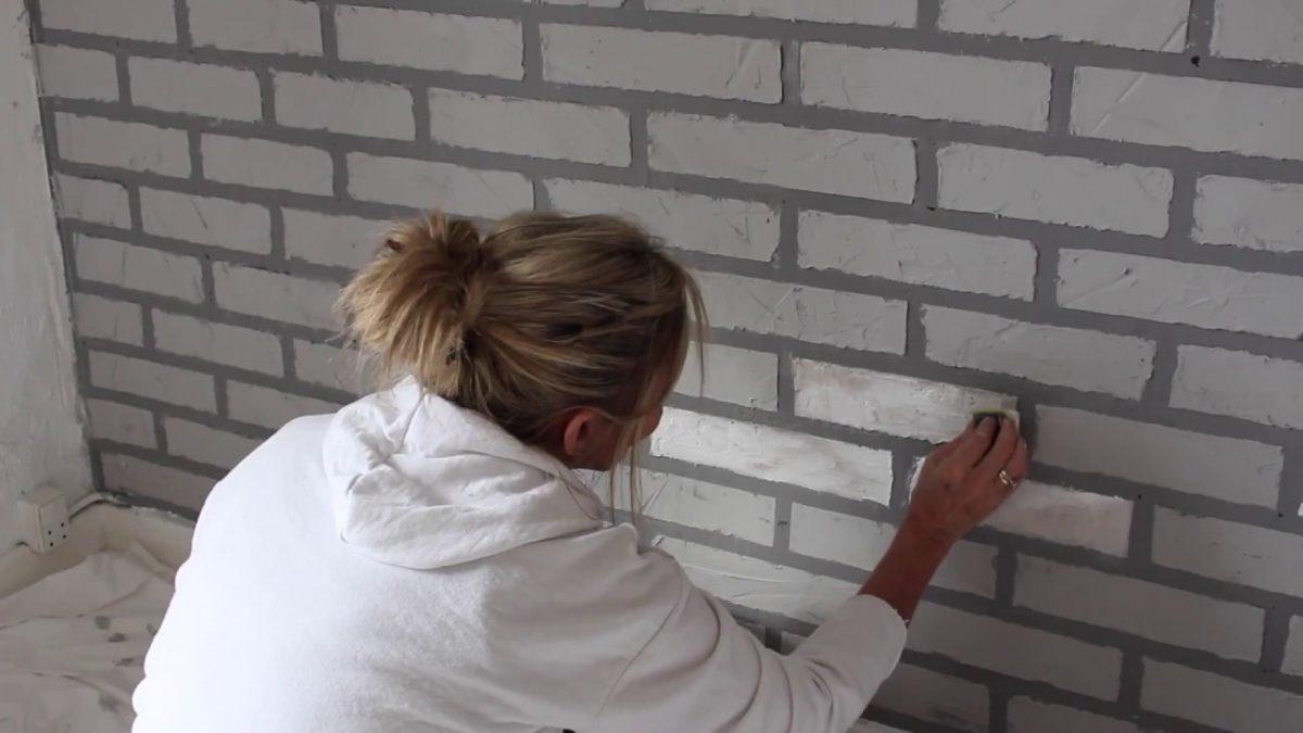 Dekorativni zid od opeke… nacrtan!
