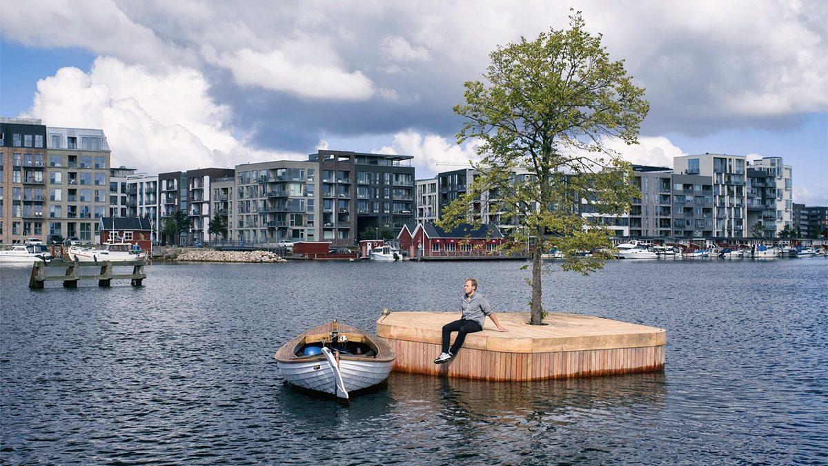 Novi javni park u Kopenhagenu: Malo ostrvo za velike ideje