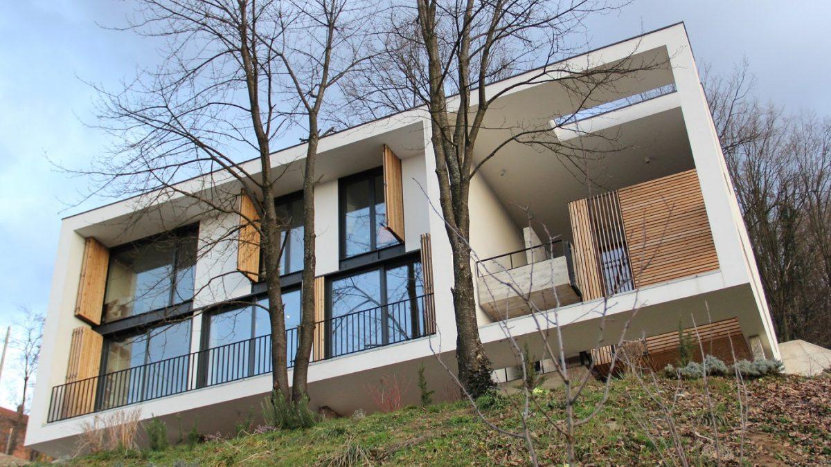 Kuća 4+ u Banjaluci / Saša i Malina Čvoro
