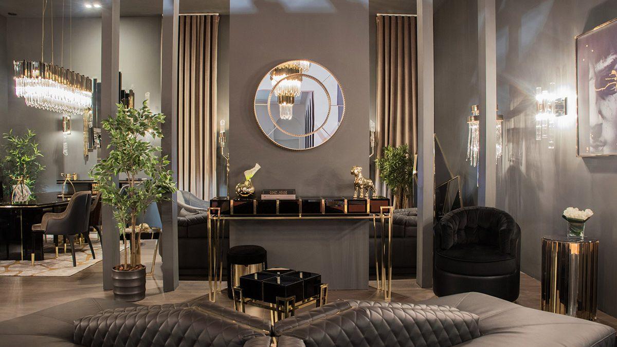 Luxxu nameštaj za luksuzne enterijere koji se pravi ručno