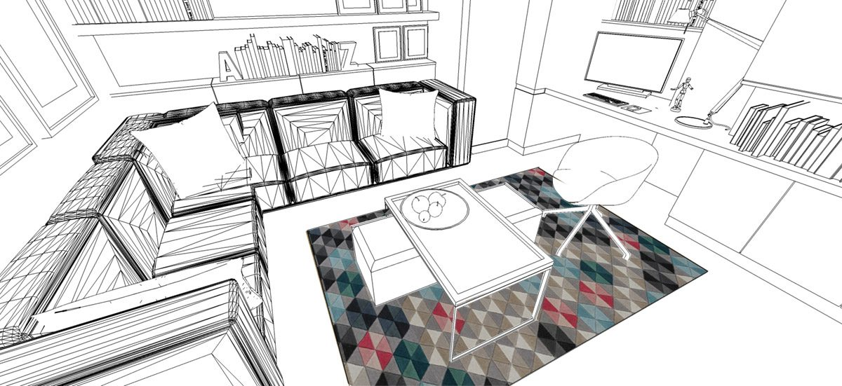 Kako do idealnog tepiha za vaš prostor