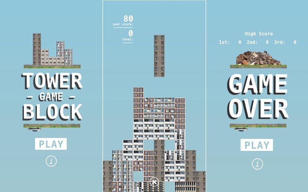 Tetris za arhitekte: Ređajte socijalističke solitere jedne na druge potpuno besplatno