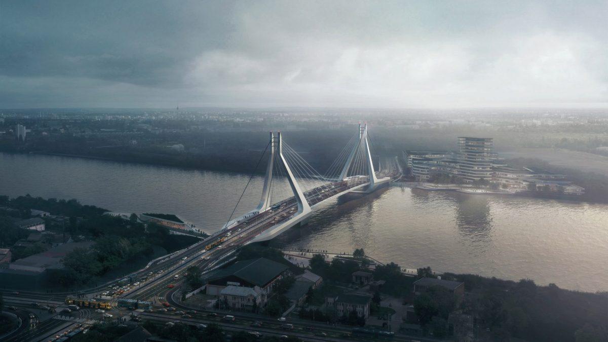 Ovako će izgledati novi most u Budimpešti preko Dunava