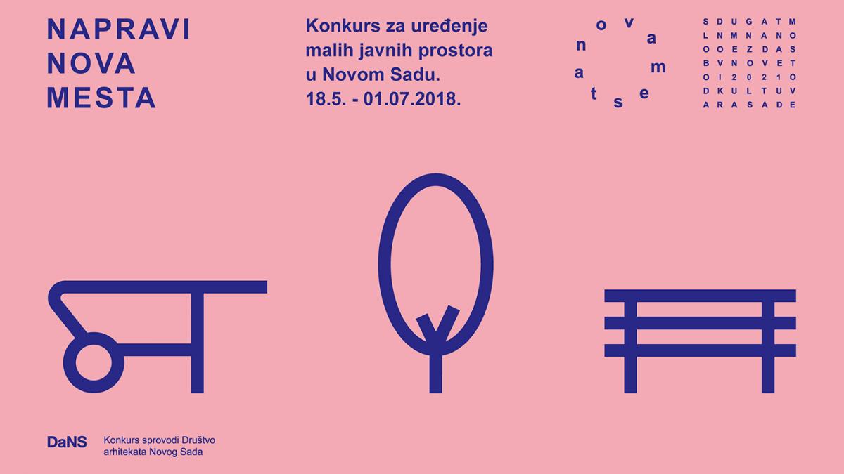 Novi urbanističko-arhitektonski konkurs Fondacije Novi Sad 2021