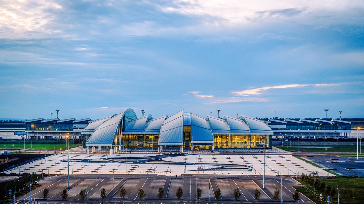 Aerodrom u Rostovu završen tačno pred Svetski kup