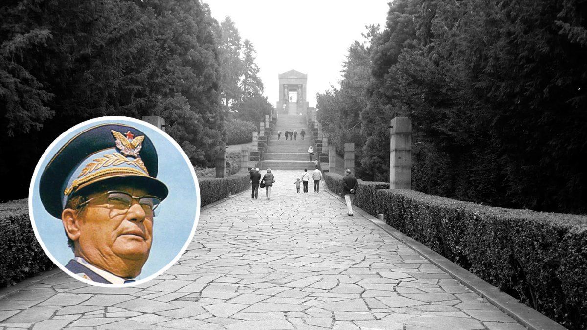 Misteriozna arhitektura na Avali koju je Tito krišom obilazio noću