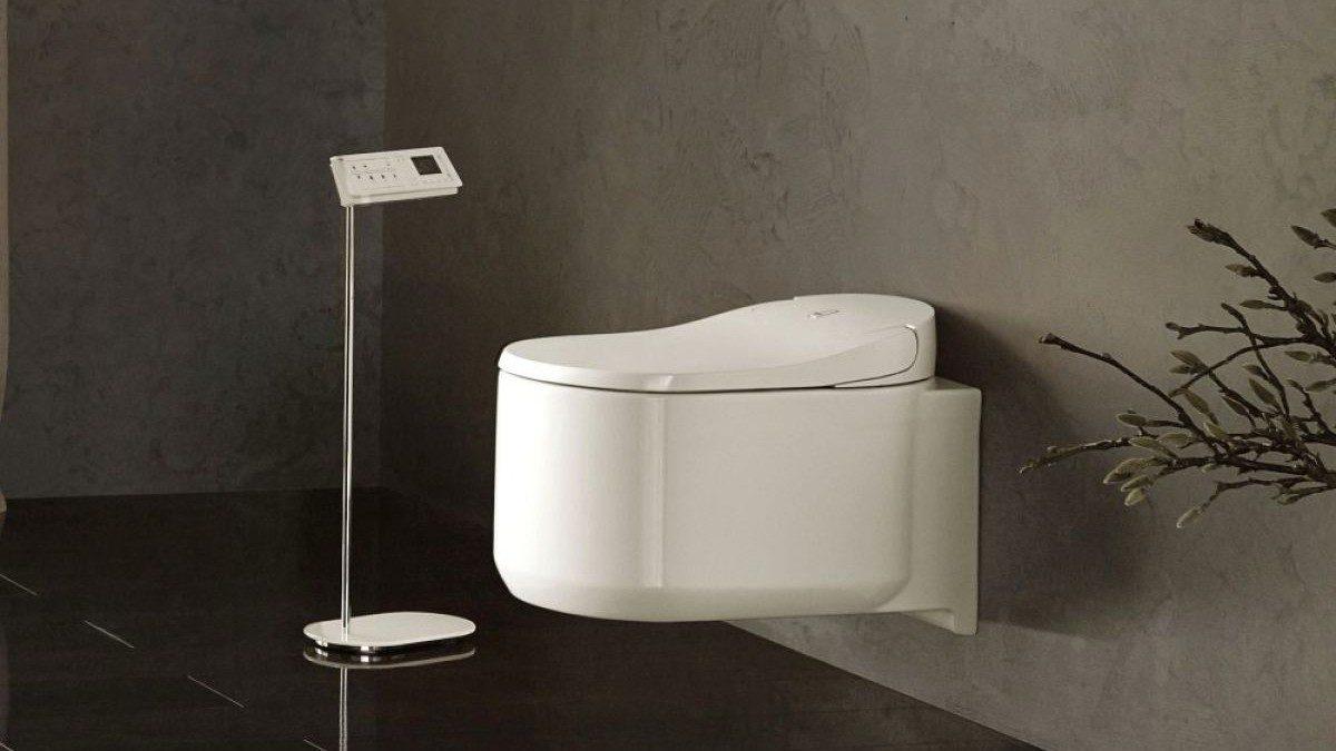 Nega na dugme: Grohe predstavio novu WC šolju s tuširanjem