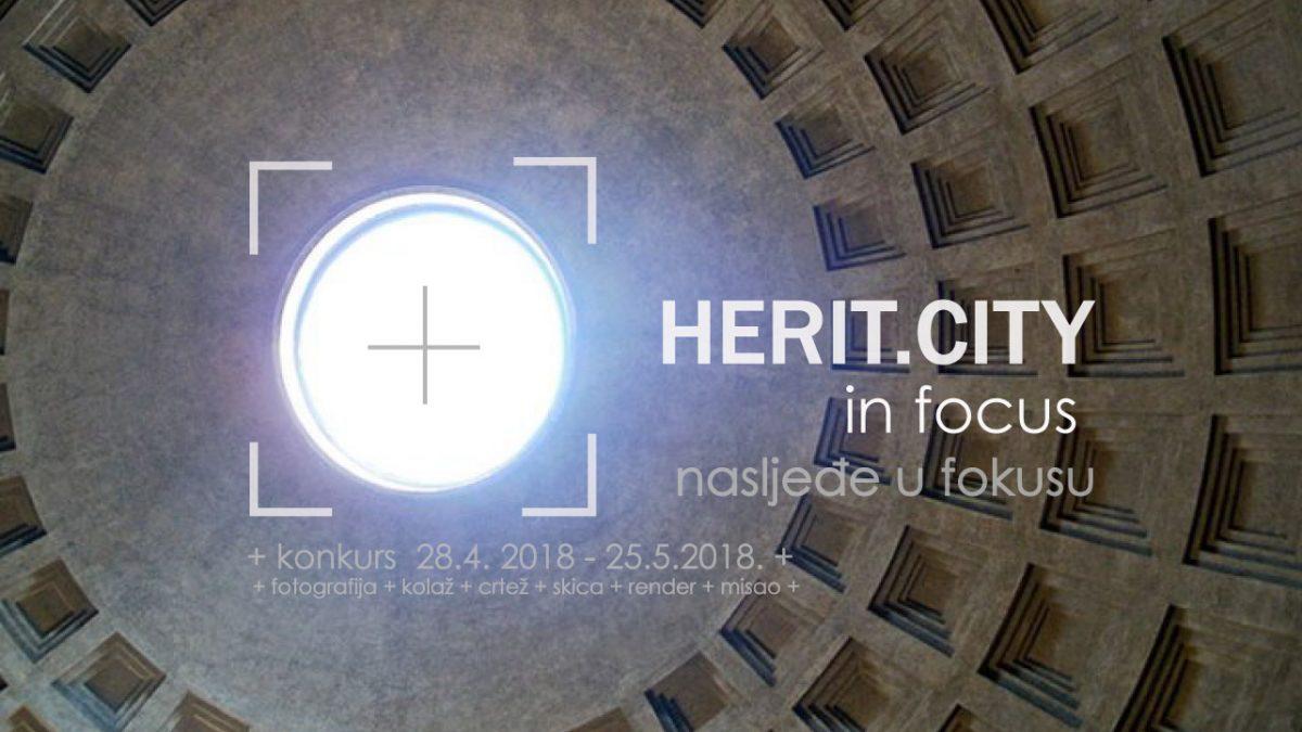 Konkurs Herit.City o odnosu prema nasleđu otvoren do 25. maja