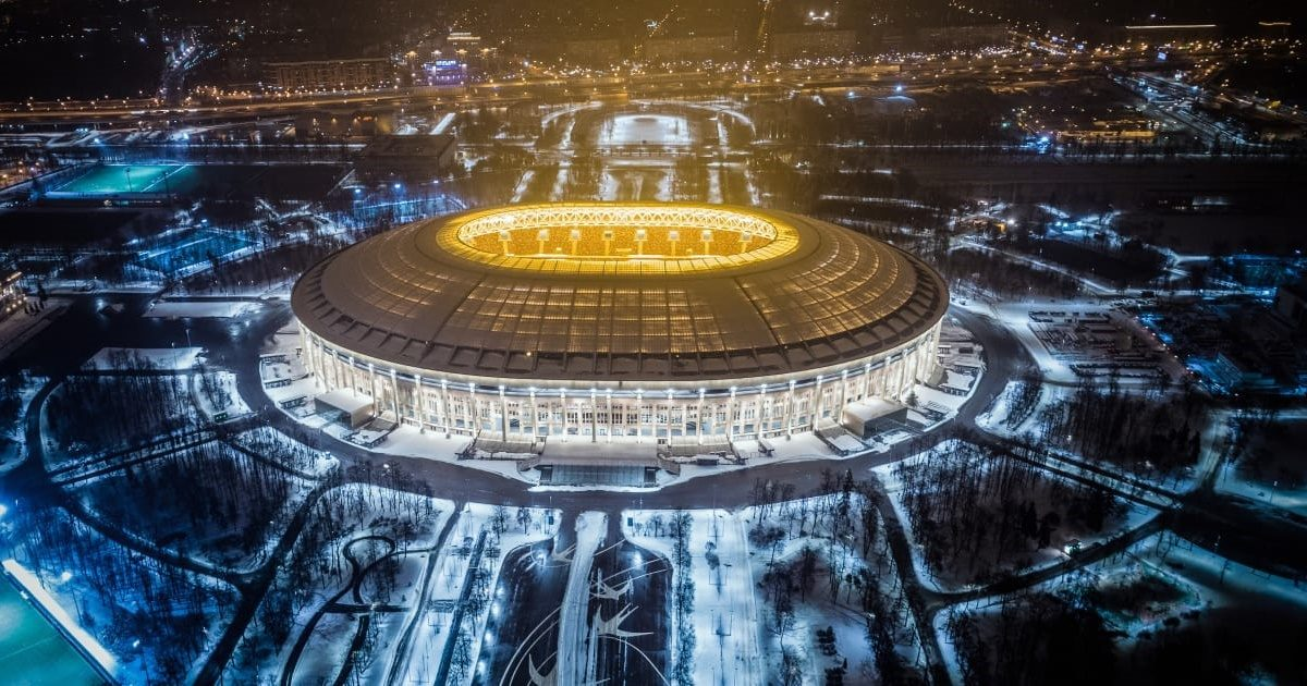 Kako se gradio najveći stadion u Rusiji, domaćin ovogodišnjeg Svetskog prvenstva