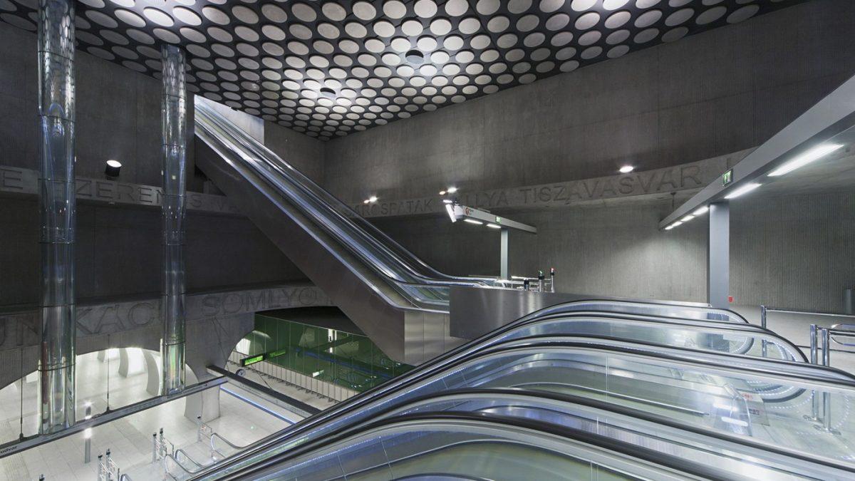 Ovako izgleda nagrađivana metro linija M4 u Budimpešti